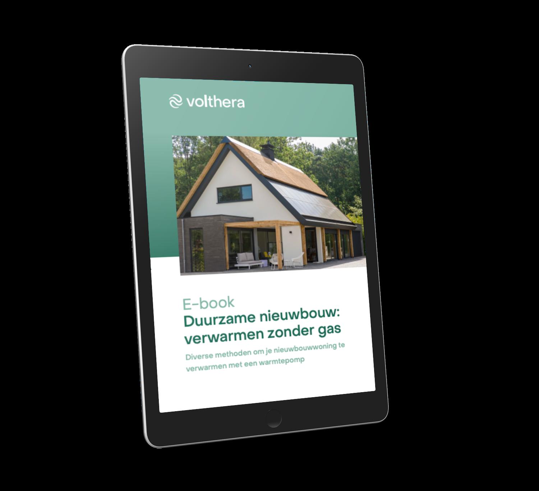 Mockup E-book Nieuwbouw