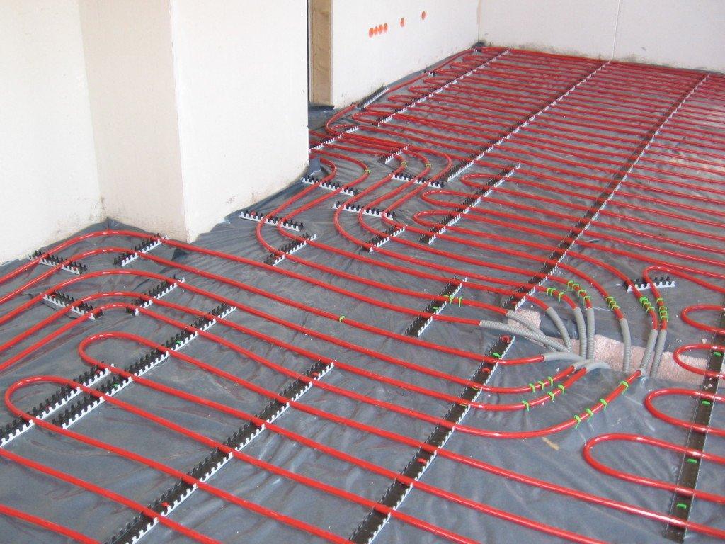 voor- en nadelen van vloerverwarming